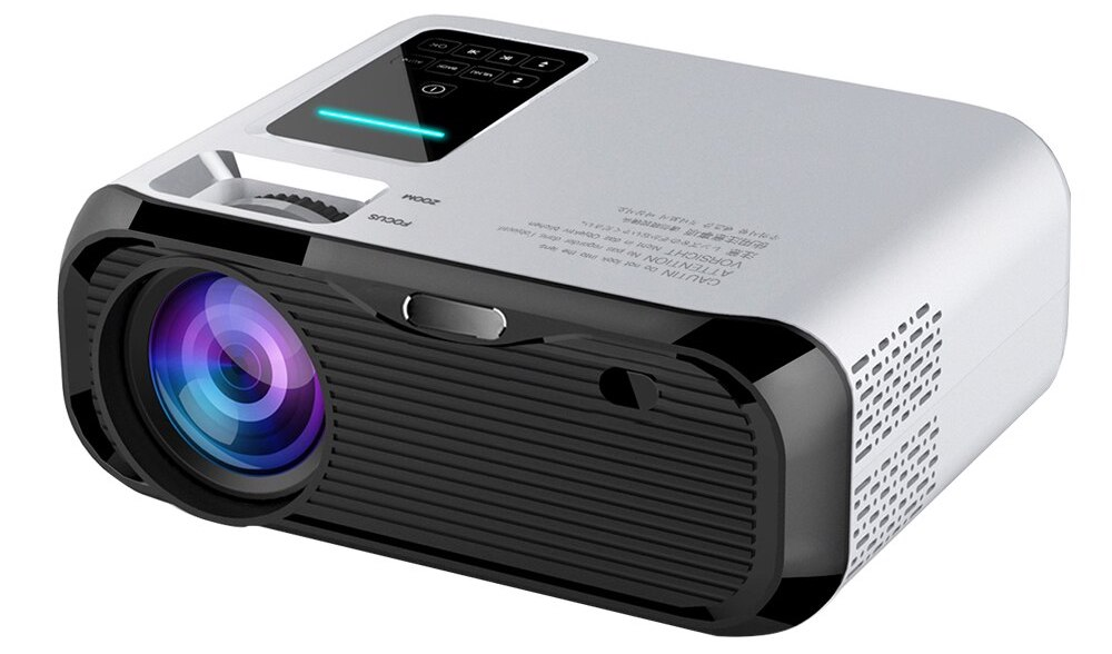 How to perform manual software update on the E500 Digital Projector